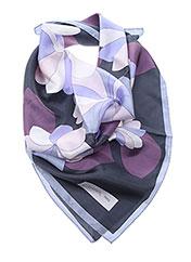 Foulard violet CARVEN pour femme seconde vue