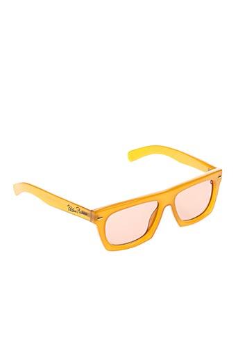 Lunettes de soleil jaune PALOMA PICASSO pour femme