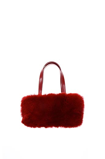 Sac rouge GIVENCHY pour femme