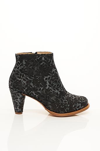 Bottines/Boots noir NEOSENS pour femme