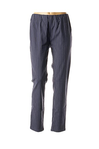 Pantalon casual bleu CISO pour femme