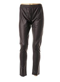 Legging noir CARMEN pour femme