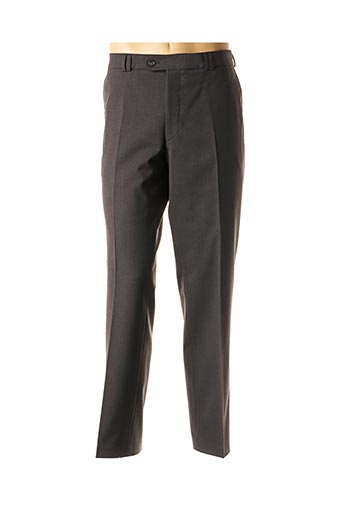 Pantalon casual gris CLUB OF COMFORT pour homme