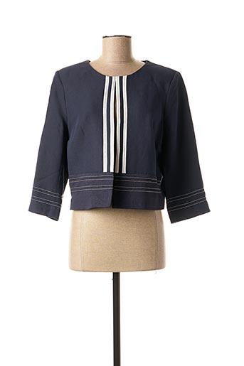 Veste chic / Blazer bleu DIANE LAURY pour femme