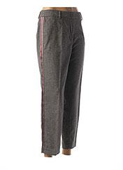 Pantalon casual gris LIU JO pour femme seconde vue