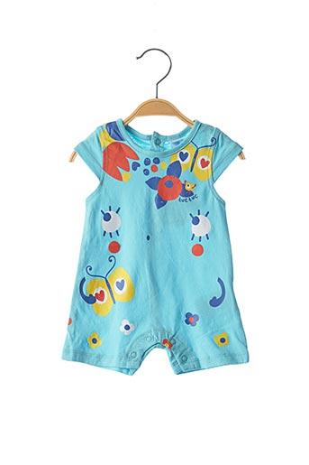 Combishort bleu TUC TUC pour enfant