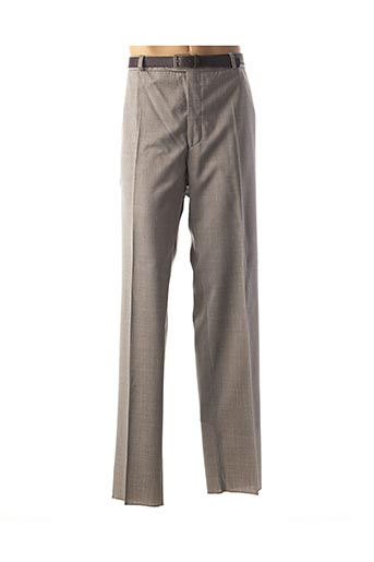 Pantalon chic gris BRÜHL pour homme