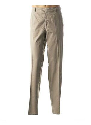 Pantalon chic beige BRÜHL pour homme