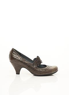 Escarpins marron BOCAGE pour femme