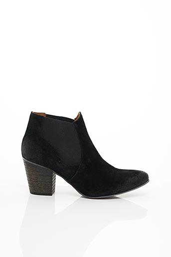 Bottines/Boots noir COPENHAGEN pour femme