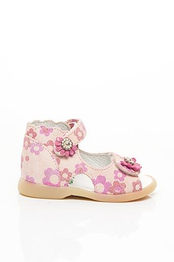 Sandales/Nu pieds rose LITTLE MARY pour fille