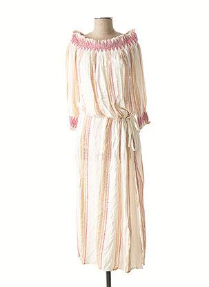 Robe longue blanc VALERIE KHALFON pour femme