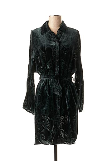 Robe courte vert VALERIE KHALFON pour femme