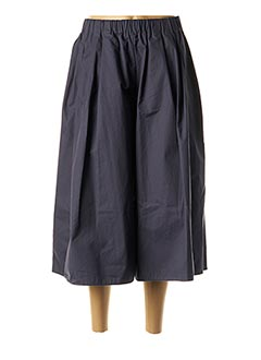 Jupe longue bleu APUNTOB pour femme