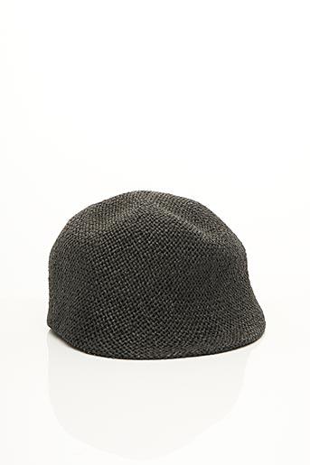Chapeau noir CLAUDIA SCHULZ pour femme