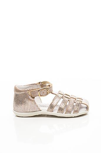 Sandales/Nu pieds beige BALDUCCI pour fille