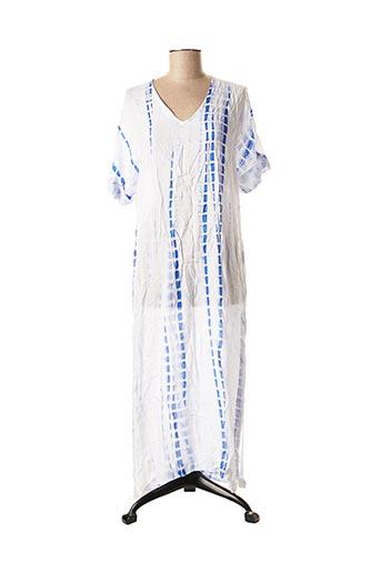 Tunique manches courtes bleu LAST QUEEN pour femme