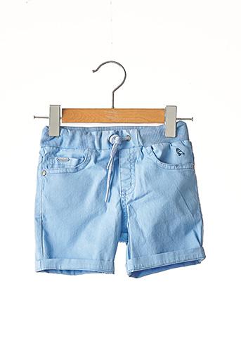 Short bleu MAYORAL pour garçon