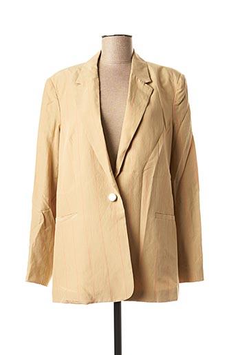 Veste chic / Blazer beige GUESS pour femme