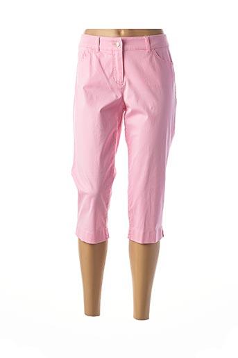 Corsaire rose GERRY WA pour femme
