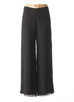 Pantalon casual noir BLEU BLANC ROUGE pour femme