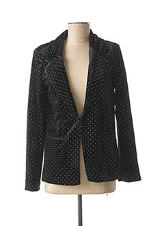 Veste chic / Blazer noir VILA pour femme