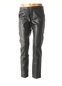 Pantalon chic noir AMY LOU pour femme