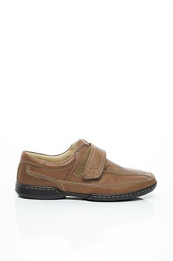 Chaussures de confort marron ARIMA pour homme