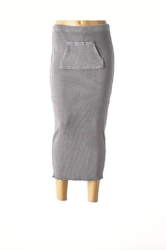 Jupe longue gris CREEKS pour fille