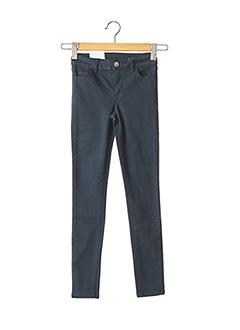 Pantalon 7/8 bleu VILA pour femme