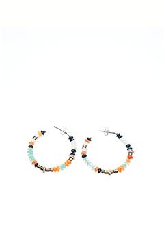 Boucles d'oreilles orange HIPANEMA pour femme