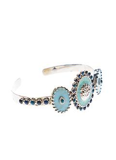 Bracelet Jonc bleu HIPANEMA pour femme