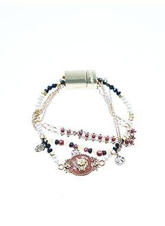 Bracelet rouge HIPANEMA pour femme