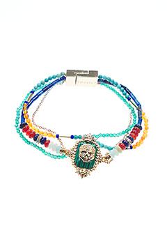 Bracelet vert HIPANEMA pour femme