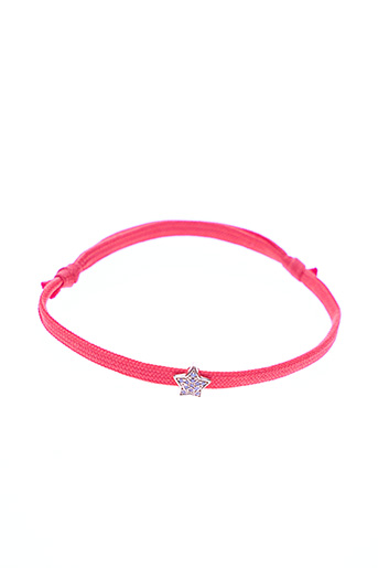 Bracelet orange MYA-BAY pour femme