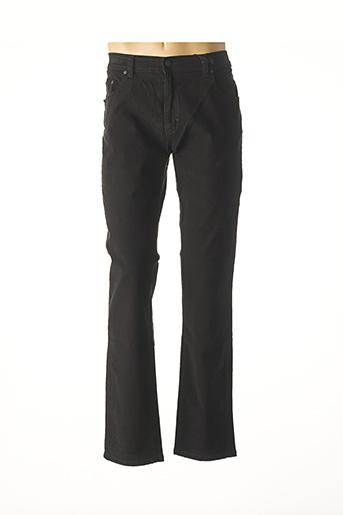 Pantalon casual noir IMPAQT pour homme