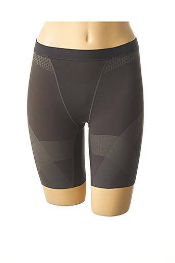 Panty noir WACOAL pour femme