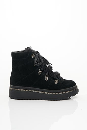Bottines/Boots noir INUOVO pour femme