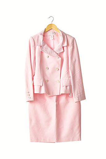 Veste/jupe rose PLATINE pour femme