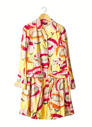 Veste/jupe jaune KENZO pour femme