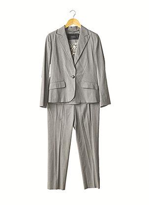 Veste/pantalon gris VOTRE NOM pour femme