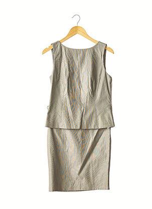 Top/jupe gris ICEBERG pour femme