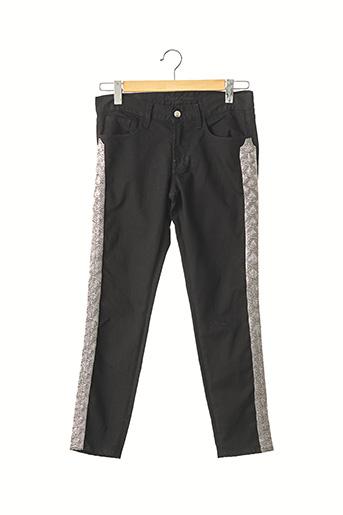 Pantalon 7/8 noir RALPH LAUREN pour femme