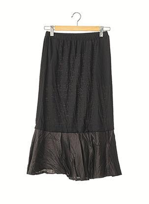 Jupe longue noir COMME DES GARCONS pour femme