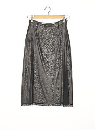 Jupon /Fond de robe noir MARNI pour femme