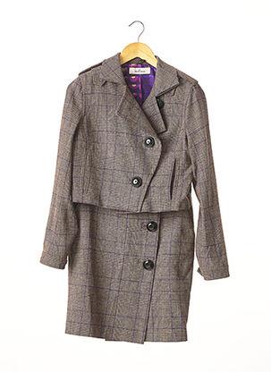 Veste/robe violet BY MALENE BIRGER pour femme
