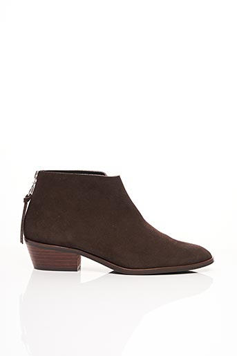 Bottines/Boots marron ANONYMOUS COPENHAGEN pour femme