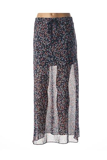 Jupe longue bleu ARMANI pour femme