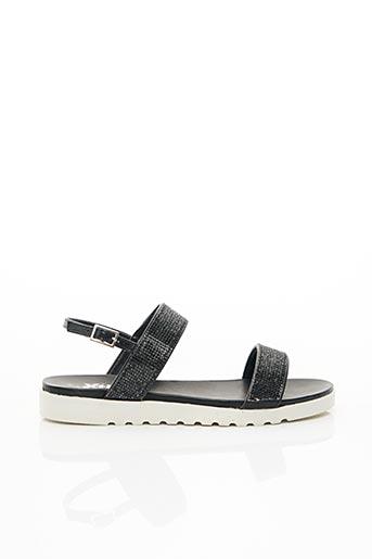 Sandales/Nu pieds noir XTI pour fille