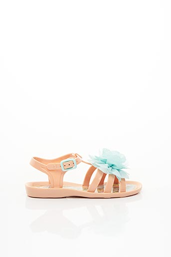 Sandales/Nu pieds rose COLORS OF CALIFORNIA pour fille